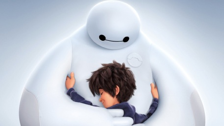 Hiro Baymax, always be there